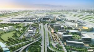 Airport city miami