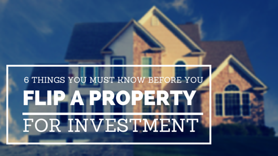 6 things you must know before you flip a property in Miami